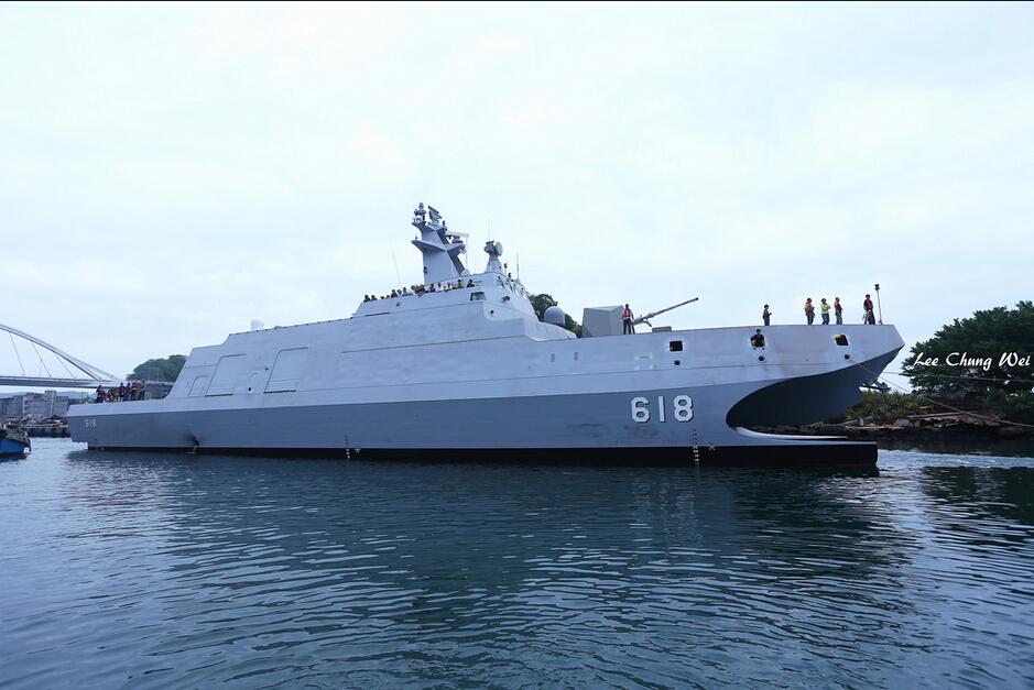 沱江号导弹舰