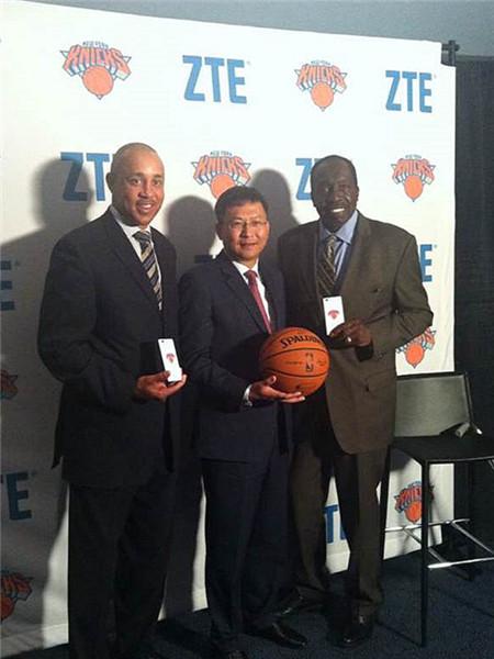 中兴美国CEO程立新:用体育营销深拓海外市场