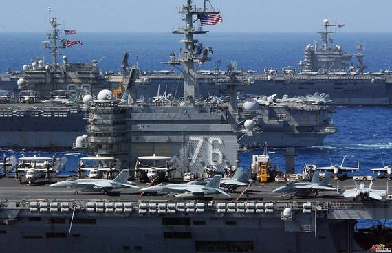 美媒:中国若总宣传对抗美军战法 中美关系能好么