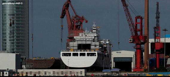 外媒:中国近海舰队亚洲最大 还在继续扩大规模
