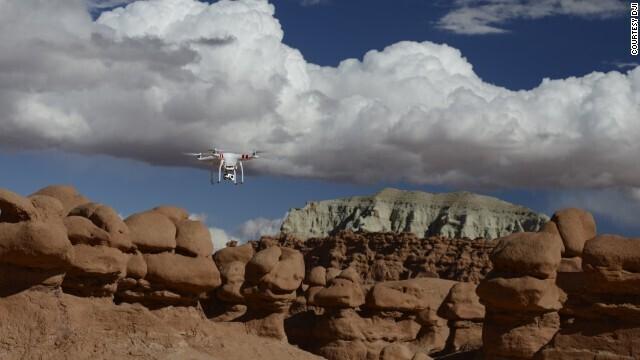 全球热捧中国民用无人机:一改煞气变拍照利器