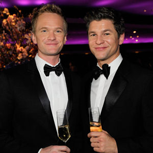 美演员哈里斯与其同性恋爱人将加盟《美恐》