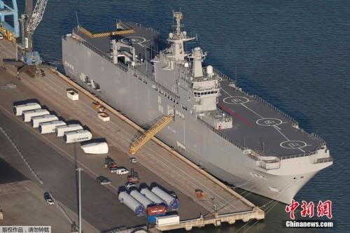 法国不顾美压力将向俄移交首艘西北风级两栖舰