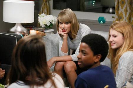 泰勒将把单曲所得利润捐给纽约市公立学校