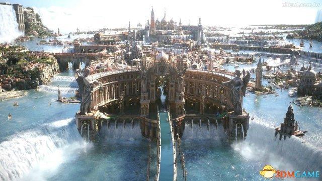 画面绝美 《最终幻想15》天气系统面部特效等演示