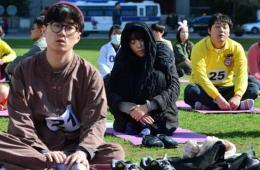 韩国举办发呆大赛 9岁女童静坐3小时夺冠
