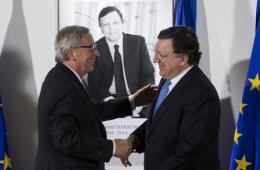 """欧盟委员会主席巴罗佐将正式离任 任职十年""""感慨万千"""""""