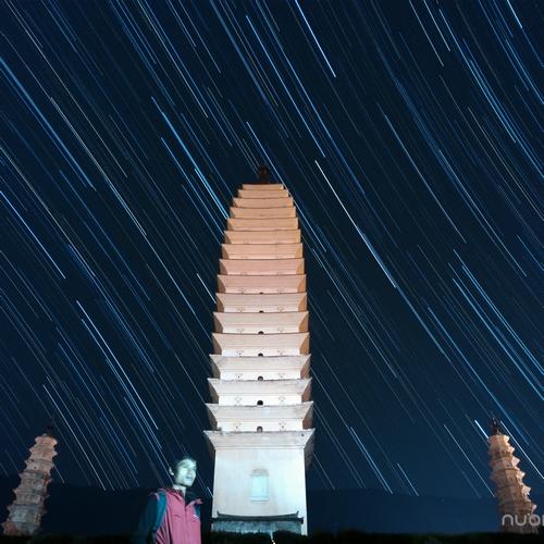 nubia星空之约大理洱海站