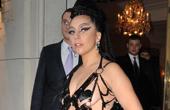Lady Gaga 11月1日叙雷讷街拍