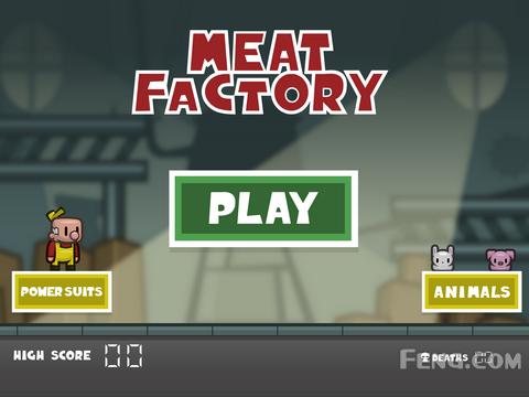 保护动物人人有责 《肉酱工厂》