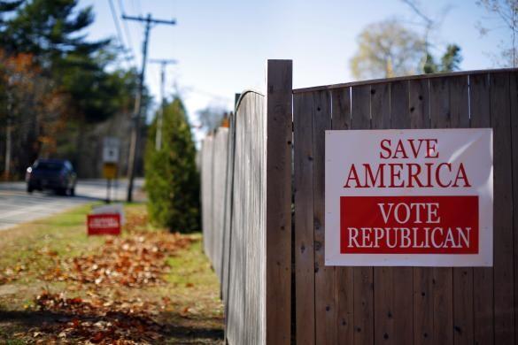 美选举或有外国人违法投票 拜登称民主党能保参院多数