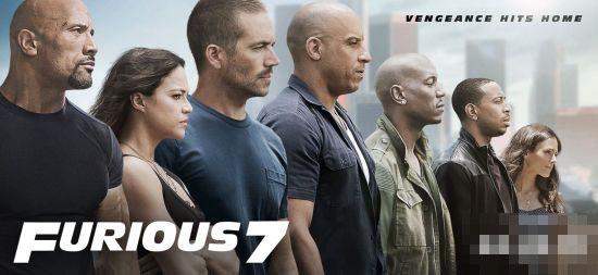 范·迪塞尔谈《速激7》:尽全力完成保罗心愿