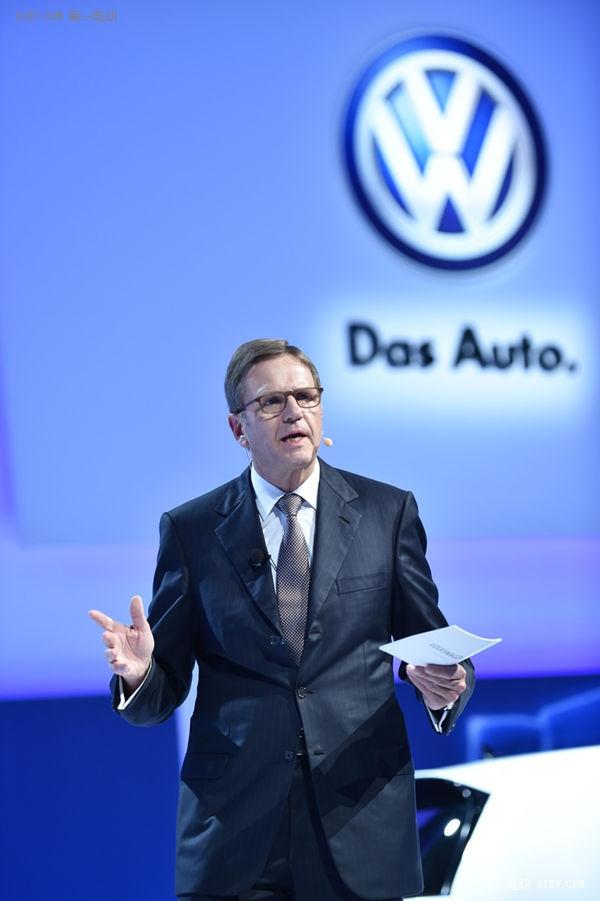 海兹曼:大众汽车集团在华新能源领域主推插电式混动技术