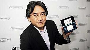 岩田聪称任天堂将考虑解决锁区问题