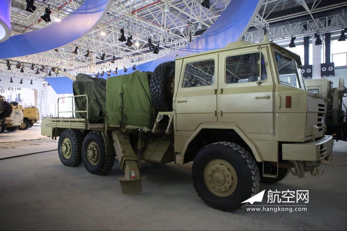 中国装甲侦察车视频_俄称阿联酋订购中国150辆VP11防地雷反伏击车_军事_环球网