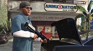 《GTA5》PS3/PS4画面对比 次世代版焕然一新