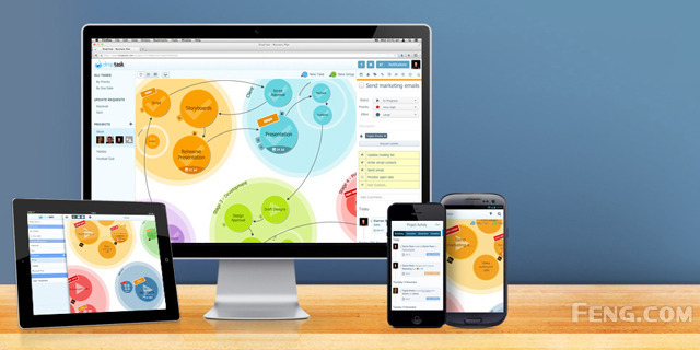 创建你的视觉系ToDo图表:《DropTask》