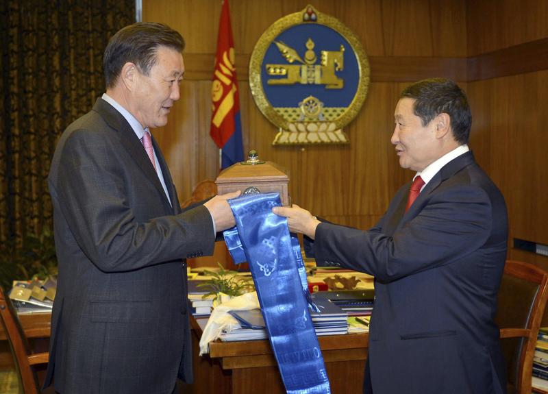 蒙古国突然罢免总理 执政期间经济恶化任人唯亲