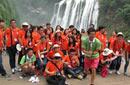 韩青年代表团抵达贵州
