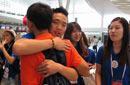 韩青年结束访华行程