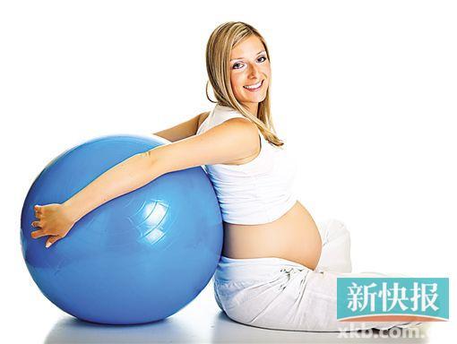 孕妈妈的运动处方:练练瑜伽散散步