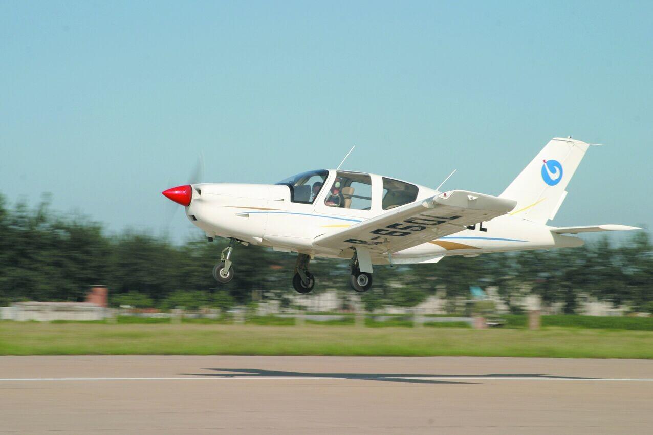 小鹰500飞机获得出口国外航校10架订单(图)