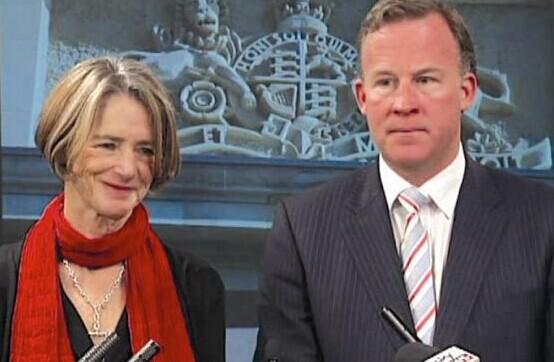 澳大利亚塔州即将迎来首位女州督(图)
