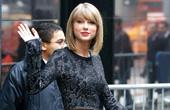 泰勒·斯威芙特11月11日纽约街拍