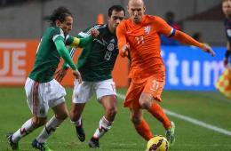荷兰2-3墨西哥 墨西哥报世界杯淘汰之仇