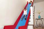 折叠滑梯:家用最炫玩具
