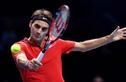 ATP年终总决赛 费德勒送蛋血洗穆雷