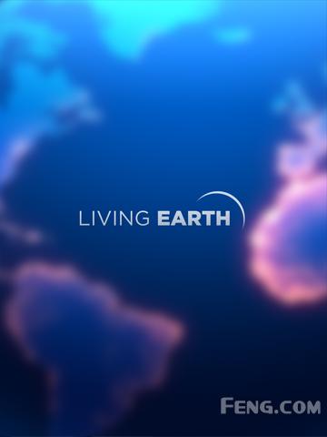 地球的变化,让地球来告诉你:《Living Earth》