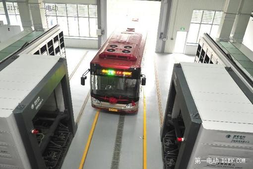 新能源公交迎发展机遇 6~8米纯电动客车受捧