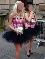 盘点世界上10种最丑的伴娘礼服
