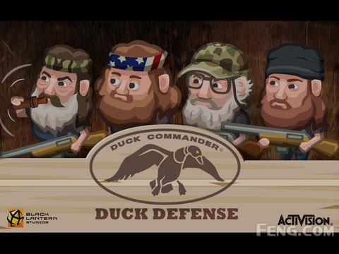 一家人猎鸭才最开心: 《鸭司令:鸭子塔防》