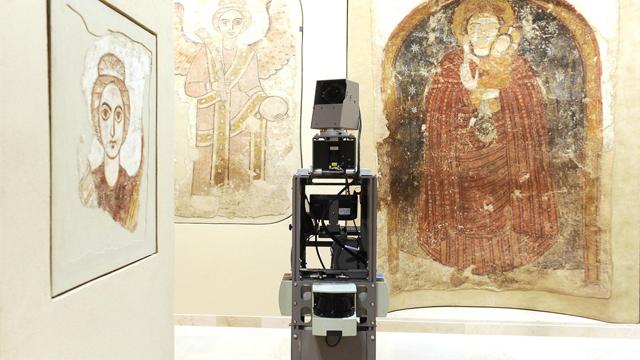 【科技与公益】谷歌地图实现足不出户游览博物馆