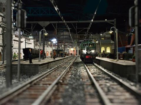 蒋述日本:探访日本原铁道模型博物馆
