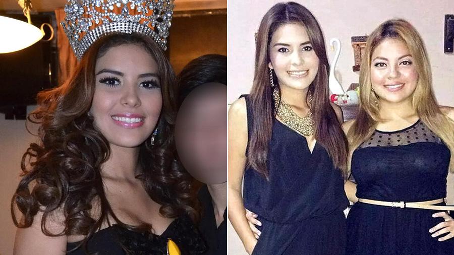 世界小姐洪都拉斯冠军遇害 怀疑遭姐姐男友枪杀