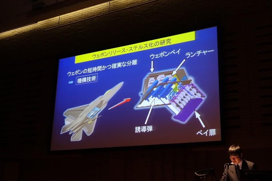 日本心神只能内置3枚导弹?