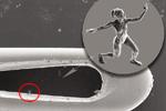 艺术家打造精致纳米微雕
