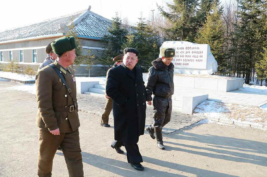 朝鲜空军飞行训练模拟器曝光