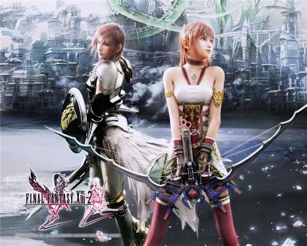 《最终幻想13-2》PC版游戏内容曝光