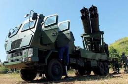 泰军展示新型中国火箭炮 包括卫士-1