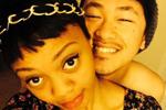 中国小伙娶回的非洲美女