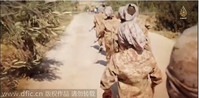 极端组织 伊斯兰国 大规模招募训练娃娃兵震惊全球