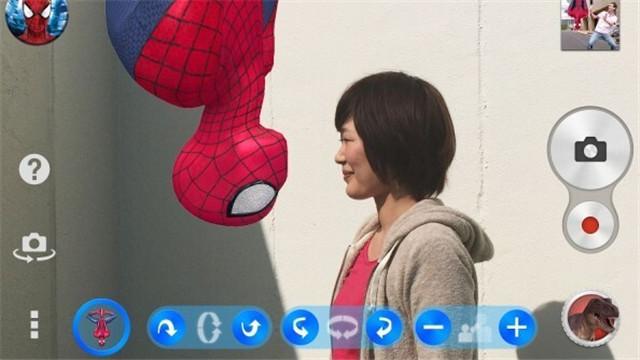 和蜘蛛侠互动!索尼推出《超凡蜘蛛侠2》AR应用