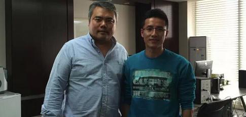 触控CEO陈昊芝:9个男人的偶像故事