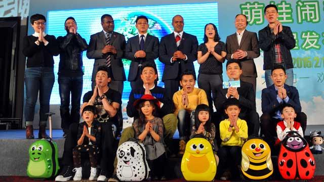 《爸爸2》大电影闹斐济 春节合家欢快乐升级