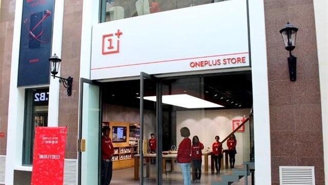 一加手机实体店入驻北京蓝色港湾 12月开始营