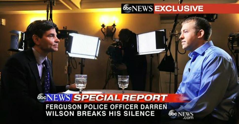 """美""""杀人警察""""平静接受专访称:很坦然 问心无愧"""